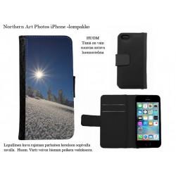 Jäätävä kuutamo - iPhone...