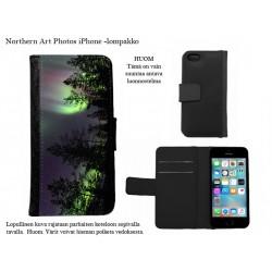 Aurora borealis - iPhone -case