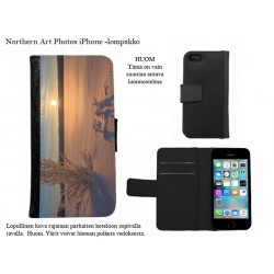Mustajärvi sunset - iPhone...