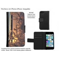 Hauraat oksat - iPhone -kotelo