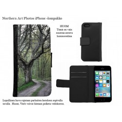 Forest road - iPhone -case