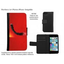 Punainen kynttilä - iPhone...