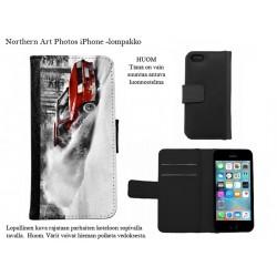 Ralli ajelua - iPhone -kotelo