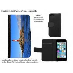 Ushuaian majakka - iPhone -kotelo