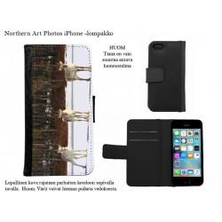 Kolme poroa - iPhone -kotelo