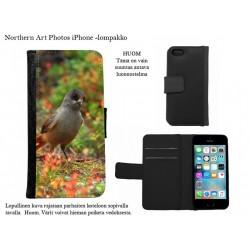Kuukkeli - iPhone -kotelo