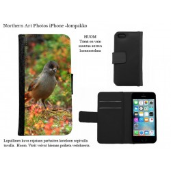 Siberian jay - iPhone -case