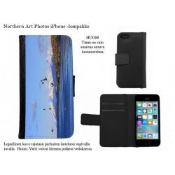 Merimetsot ja vuoret - iPhone -kotelo