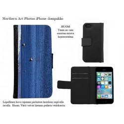 Merimetsojen ohilento - iPhone -kotelo