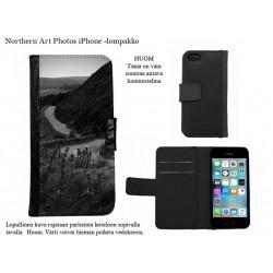 Irish road bw - iPhone -case