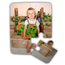 Customized Photo Magnet Puzzle