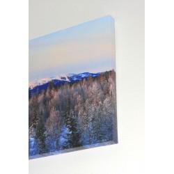 Canvas-taulu (panoraama) omasta kuvasta