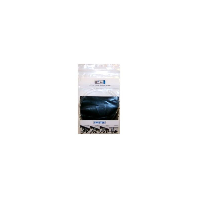 Perlon ripustuslanka + CliQ2FixTwister 200cm  - Arti Teq