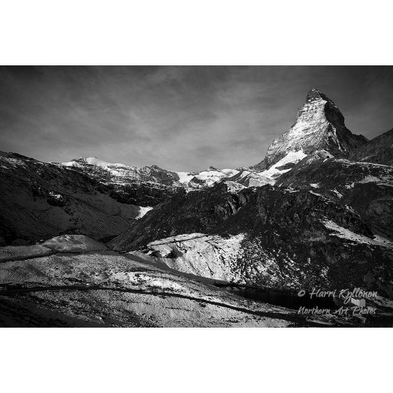 Matterhorn III - Canvas-taulu