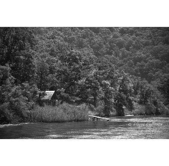 Bulgarialainen joki - Canvas-taulu