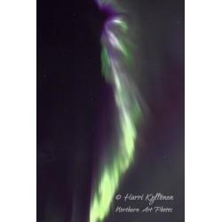 Aurora - Canvas print
