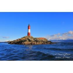 Ushuaia lighthouse - Canvas...