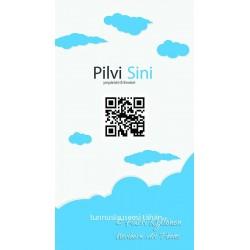Siniset pilvet - Käyntikortti