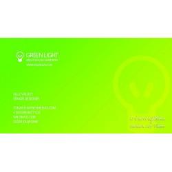 Vihreä lamppu - Käyntikortti