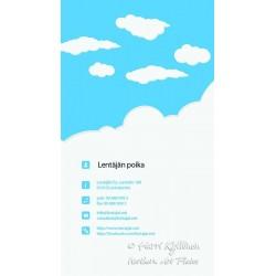Valkoiset pilvet - Käyntikortti