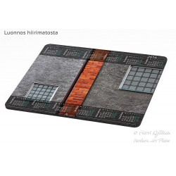 Two windows - Mousepad /...