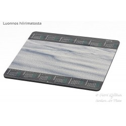 Winter surface - Mousepad /...