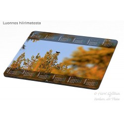 Wood Grouse IV - Mousepad /...