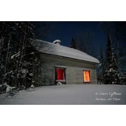 The Quiet Place - Canvas print