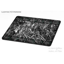 Treemoss - Mousepad / Calendar