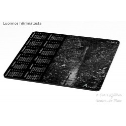 Hidden path - Mousepad / Calendar