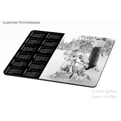 New beginning - Mousepad / Calendar