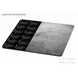 Bird tracks - Mousepad / Calendar