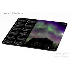 Auroras up high - Mousepad...