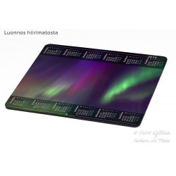 Aurora colours - Mousepad /...
