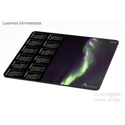 Aurora - Mousepad / Calendar