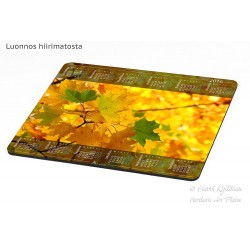 Autumn leaves - Mousepad /...
