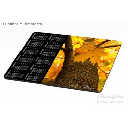 Maple - Mousepad / Calendar