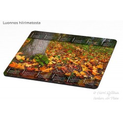 Autumn leaves II - Mousepad...
