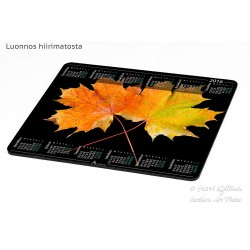 Maple leaves - Mousepad /...