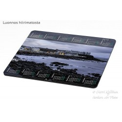 Creepy beach - Mousepad /...
