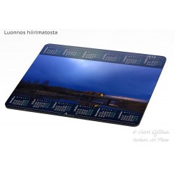 Night Rider - Mousepad /...