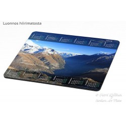 Mountain valley - Mousepad...