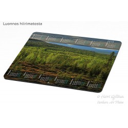 Outitunturi view - Mousepad...