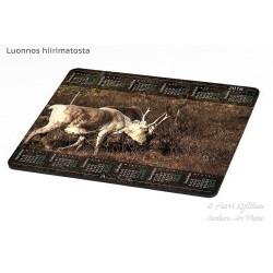 Reindeers - Mousepad /...