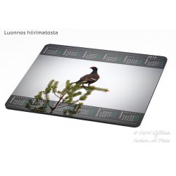Wood grouse III - Mousepad...