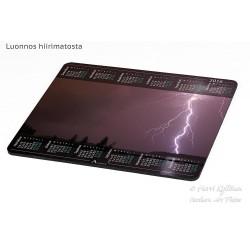 Thunder - Mousepad / Calendar