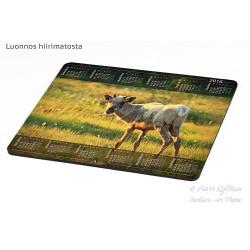 Reindeer fawn - Mousepad /...