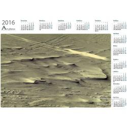 Sand Sculpture - Year Calendar