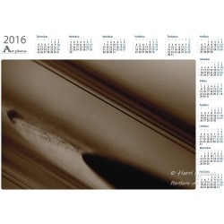 Guitar - Year Calendar