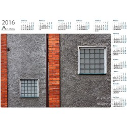 Two windows - Year Calendar